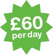 £60 per day
