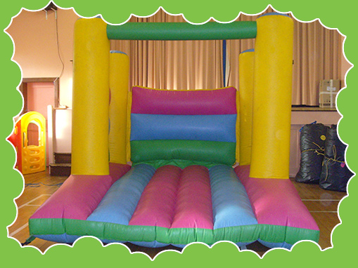 Standard 10 x 10 bouncy castle