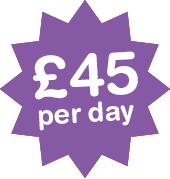 £45 per day